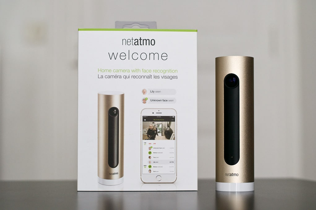 avis netatmo la cam ra pour surveiller sa maison pendant les vacances. Black Bedroom Furniture Sets. Home Design Ideas