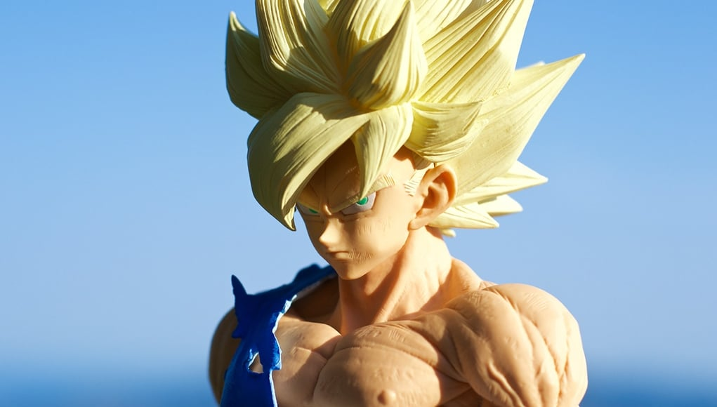 Son Goku Super Master Stars Piece The Original BanprestoSon Goku Super Master Stars Piece The Original Banpresto