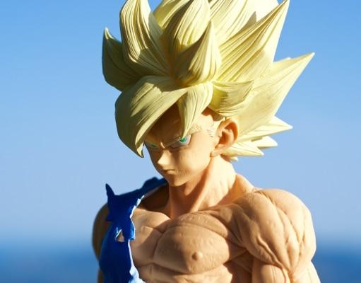 Son Goku Super Master Stars Piece The Original BanprestoSon Goku Super Master Stars Piece The Original Banpresto