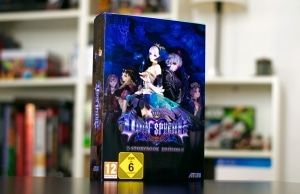 Unboxing Odin Sphere Ediiton Collector Storybook