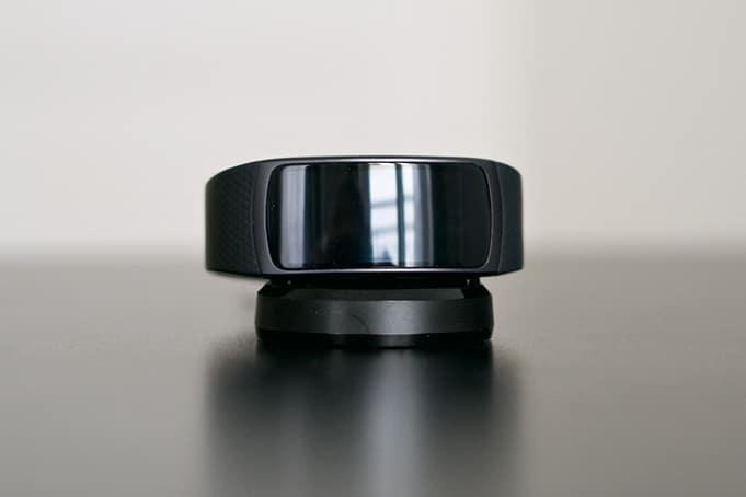 Avis test montre Samsung Gear Fit 2