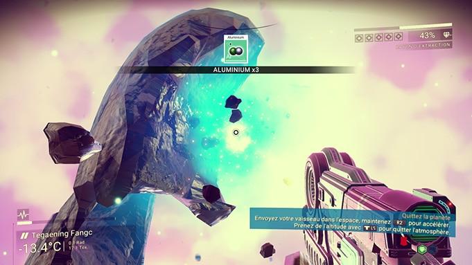 Test No Man's Sky Avis PS4