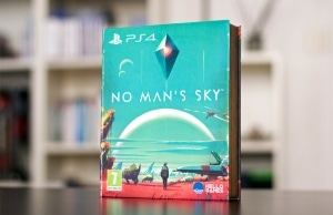 Unboxing No Man's Sky Collector PS4