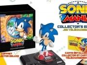 precommande sonic mania edition collector