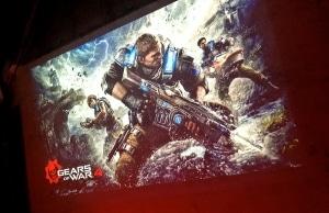 Soiree lancement Gears of War 4