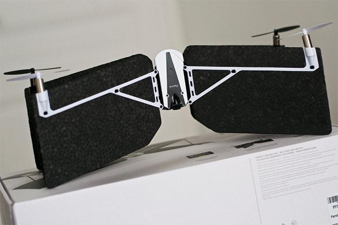 [Avis] Drone Parrot Swing