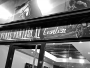 FFXV Center Paris Ouverture