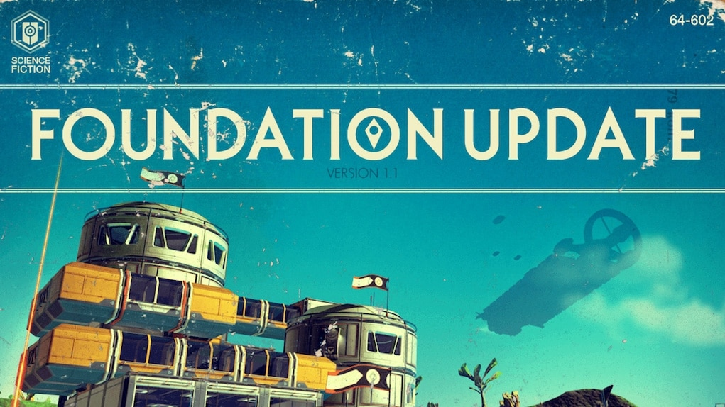 No Mans Sky Patch Foundation