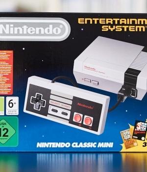 Unboxing Nintendo Nes Mini Classic