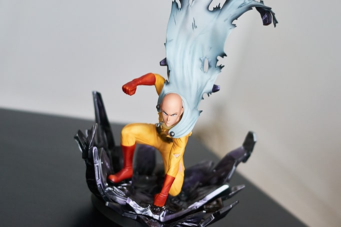 Figurine Saitama One Punch Man Tsume