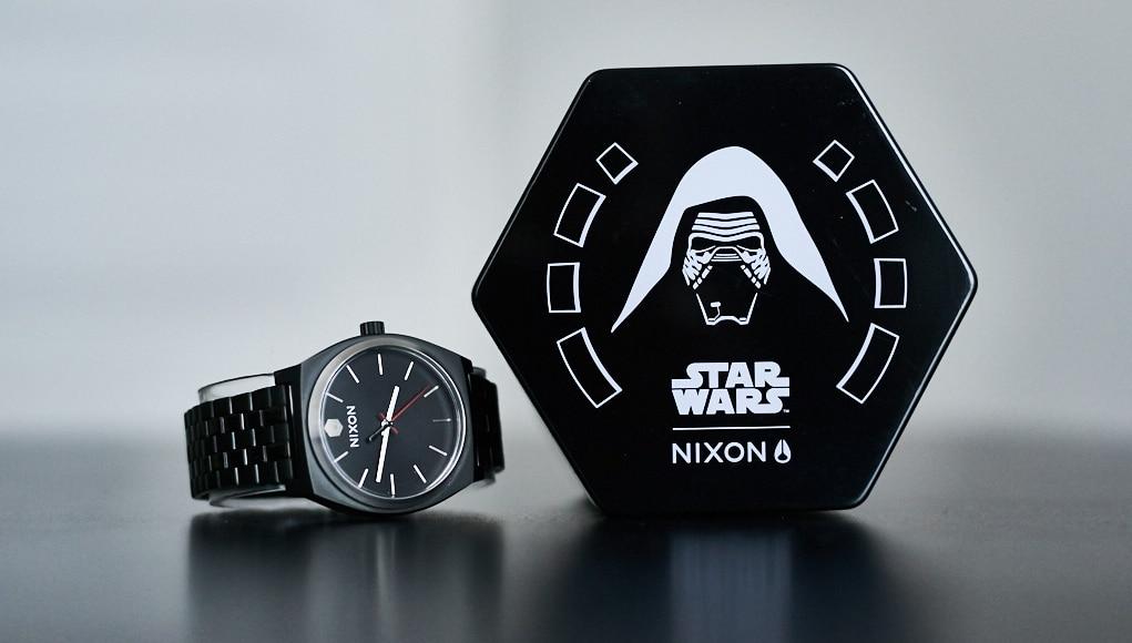 Découverte des montres Nixon X Star Wars et gravure exclusive ...