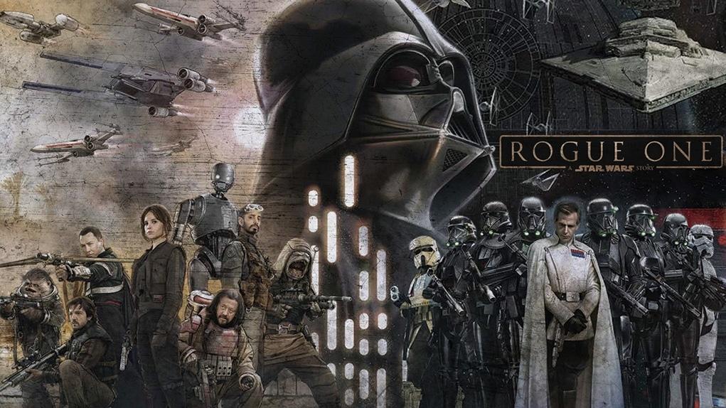 Star Wars Rogue One Steelbook Collector