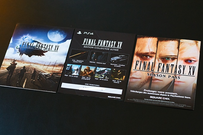 [Recherche] Flyer DLC édition collector FFXV Unboxing-Final-Fantasy-XV-Ultimate-Collector-Edition-PS4-11
