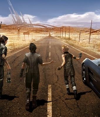 Avis Test Final Fantasy XV