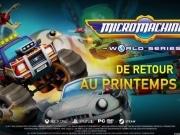 Micro Machines PS4 Xbox One PC