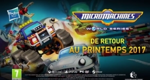 Micro Machines PS4 Xbox One PC