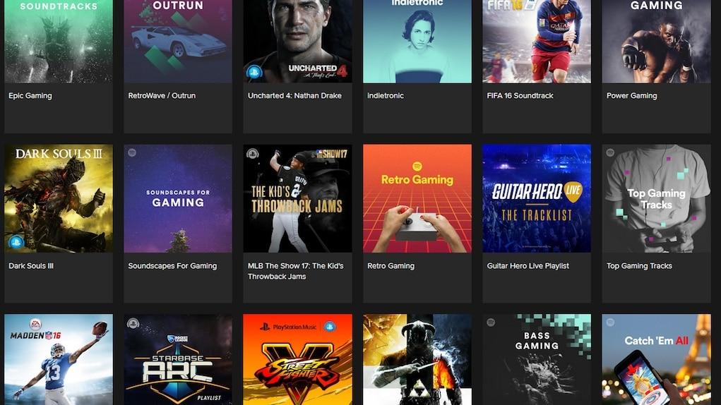 Spotify Gaming : ma petite sélection d'OST jeux vidéo | Jeux Vidéo