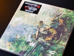 Uncharted 4 Vinyle LP Avery Collector