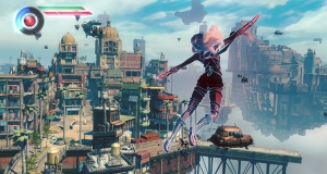 Avis Test Gravity Rush 2