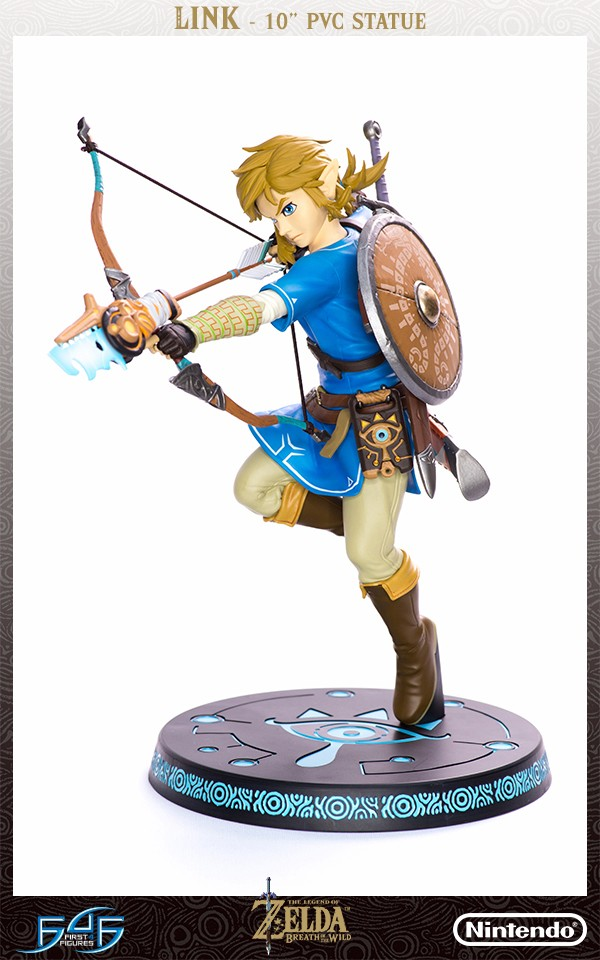 Figurine Link F4F Zelda Breath Of the Wild