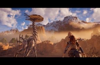 Horizon Zero Dawn Screenshots in game
