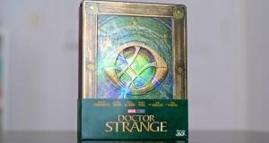 Doctor Strange Steelbook Collector