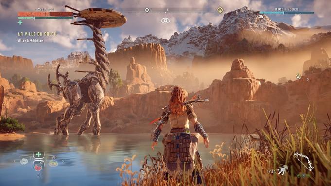 Test Avis Horizon Zero Dawn PS4