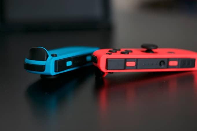 Unboxing Nintendo Switch Photos