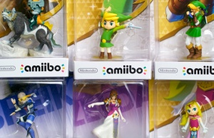Collection Amiibo Zelda