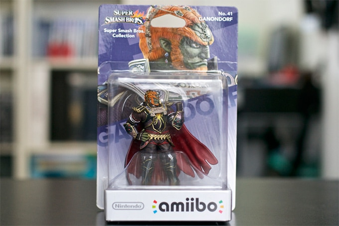 Collection Amiibo Zelda Ganondorf