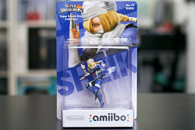 Collection Amiibo Zelda She