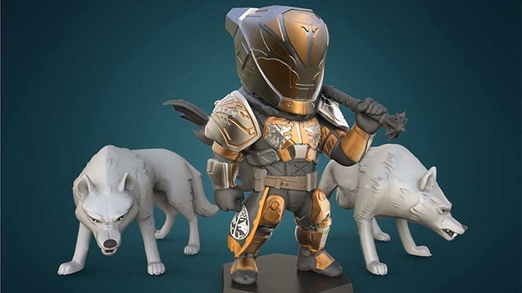 Destiny Figurine Lord Saladin