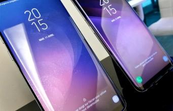 Prise en main Samsung galaxy S