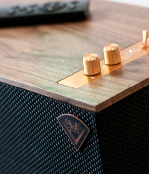 Test Enceinte Klipsch The Three
