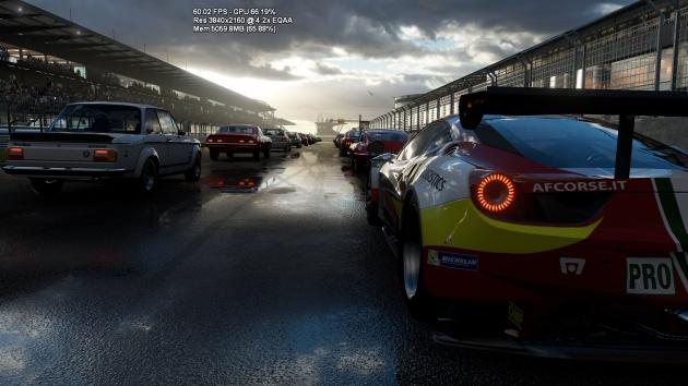 Xbox Scorpio Forza 4K