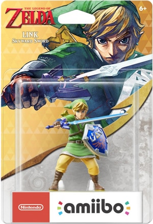amiibo link Skyward Sword