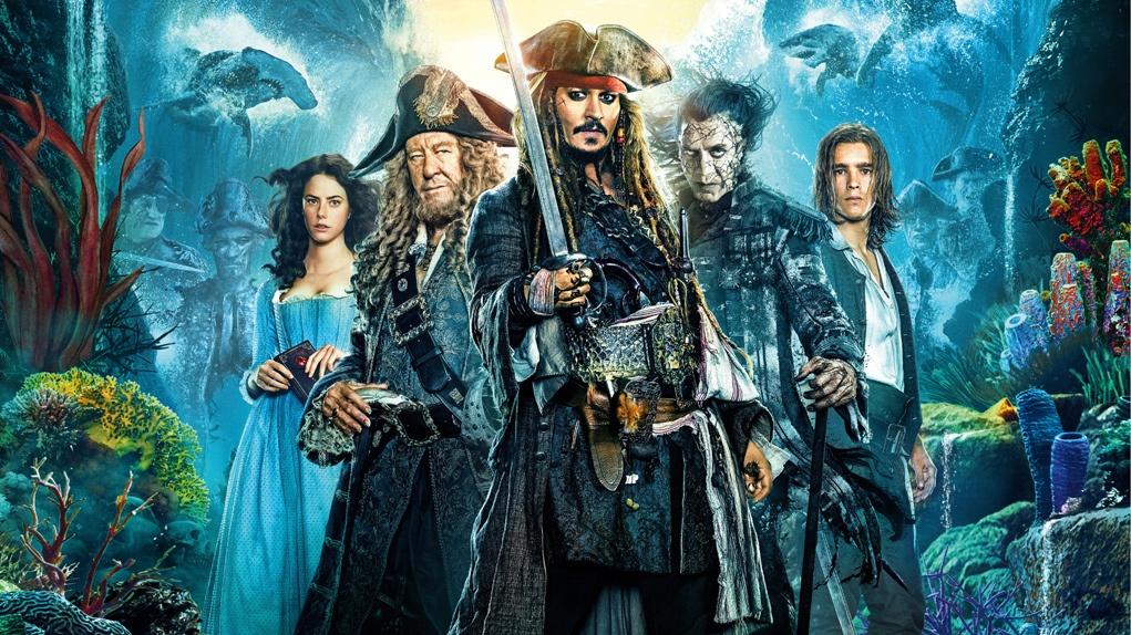 pirates des caraïbes la vengeance de salazar utorrent