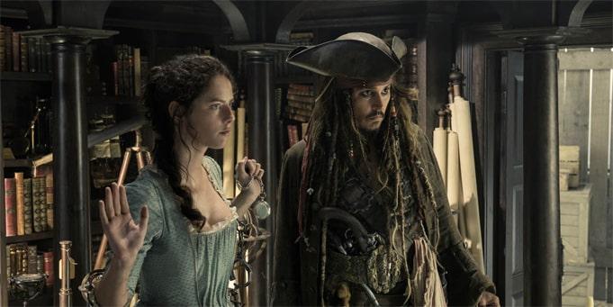 Critique Pirates des Caraïbes 5 Vengeance Salazar