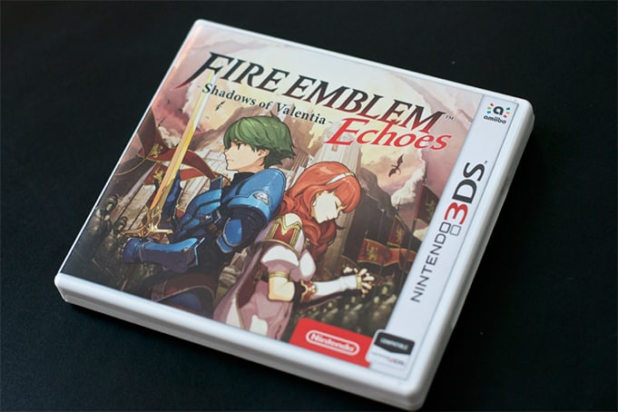 Fire Emblem Echoes Valentia Collector