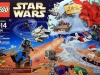 Lego Star Wars Calendrier Avent 2017