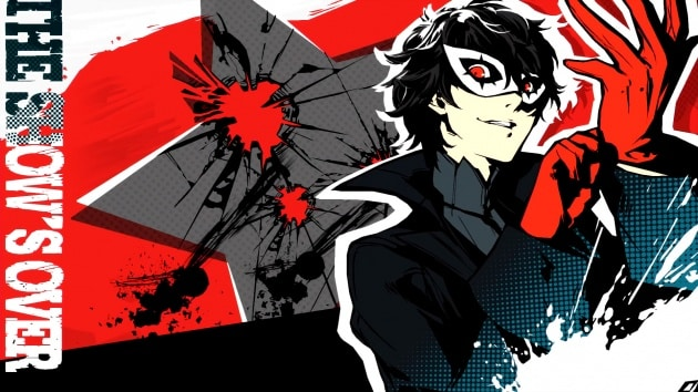 Persona 5 all out Joker wallpaper