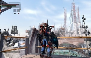Test The Surge PS4