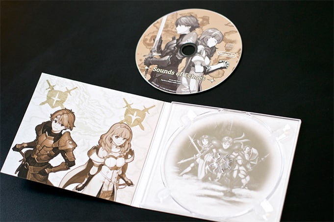 Unboxing Collector FIre Emblem Echoes