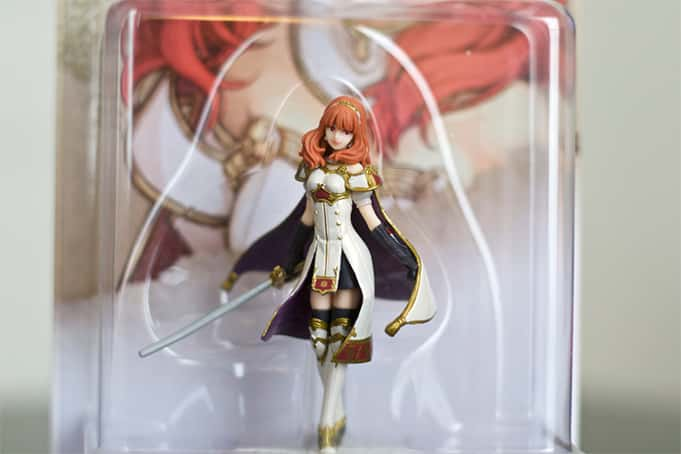 Unboxing Fire Emblem Echoes Collector Valentia