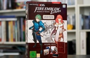 Unboxing Fire Emblem Echoes Shadows Of Valentia