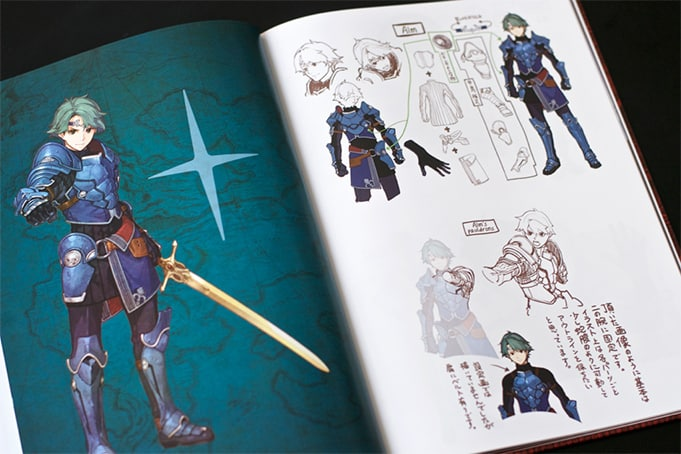 Unboxing Fire Emblem Echoes Shadows Of Valentia Collector