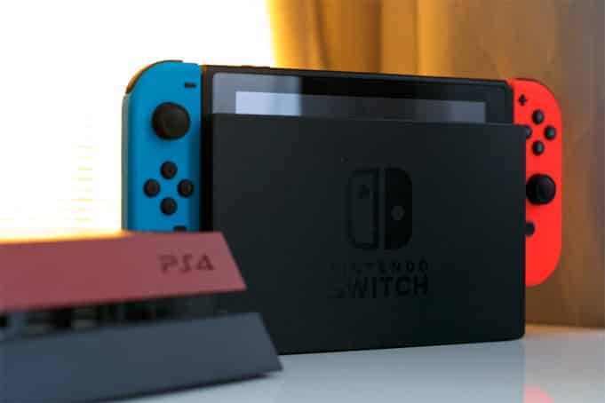 Avis Nintendo Switch