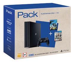 Fnac Pack PS4