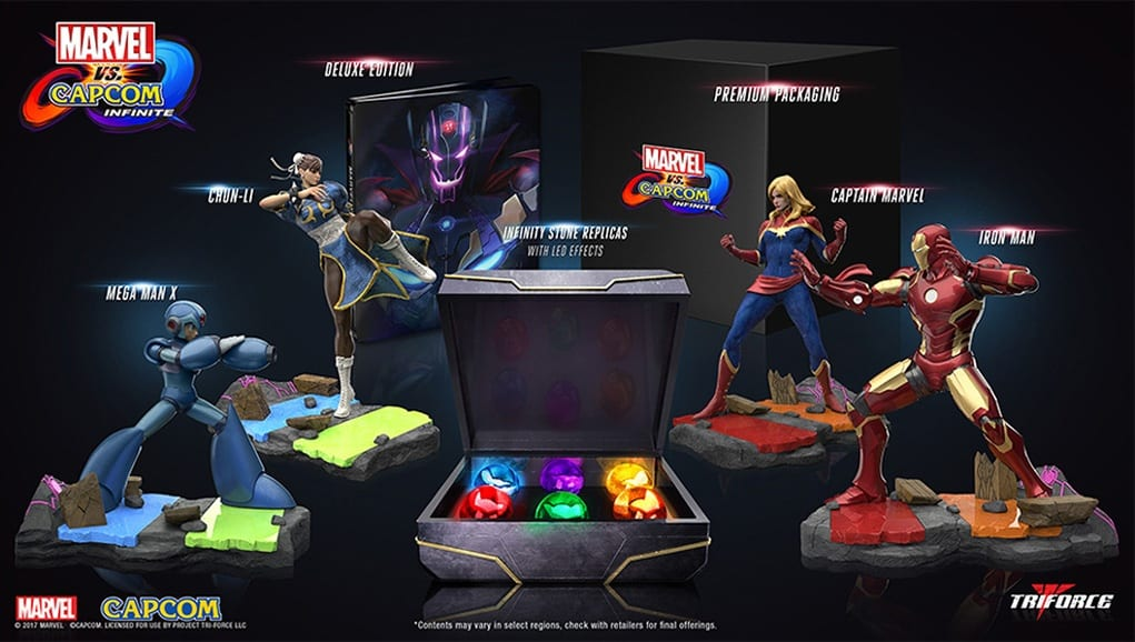 Marvel vs Capcom Infinite Collector