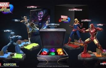 Marvel vs Capcom Infinite Collector